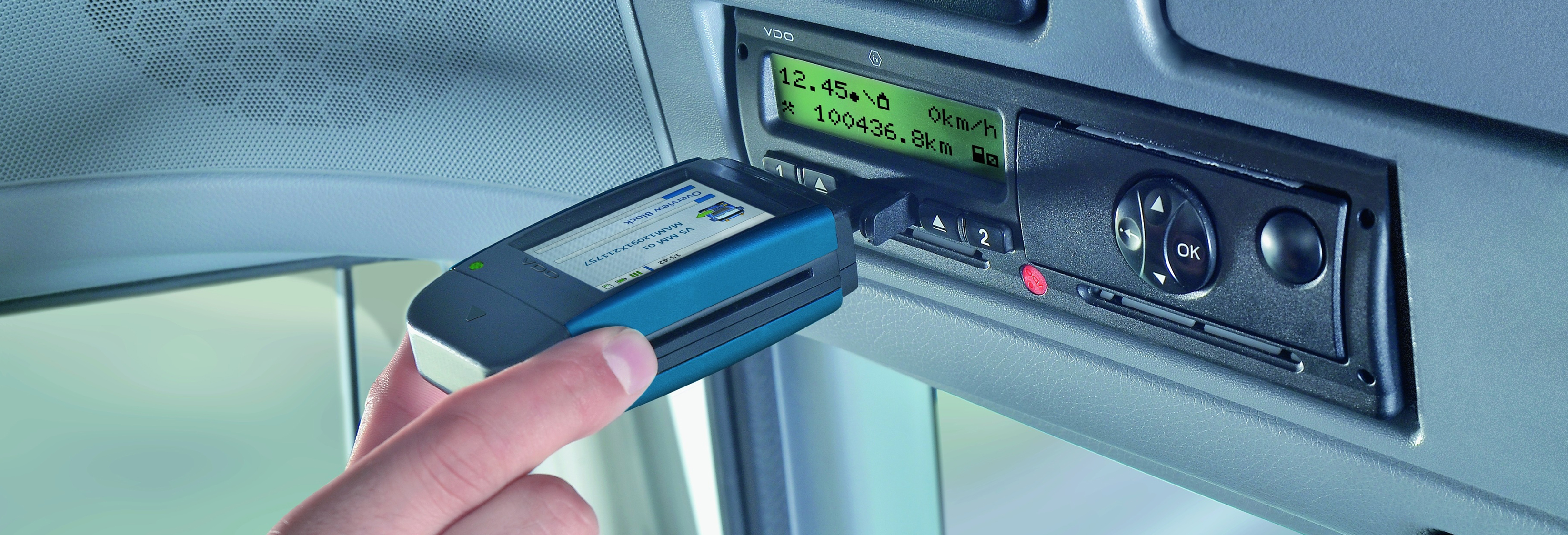 TACHOGRAPH CALIBRATION